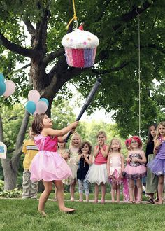 fairy party ideas.  {catch my party website}