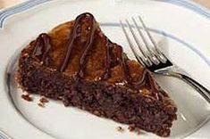 Passover Chocolate Nut Cake Recipe