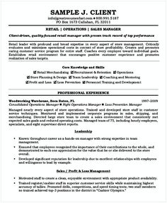 Senior It Administrator Resume  It Operations Manager Resume  Do