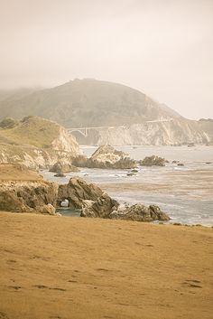 San Simeon coastline #california #socal