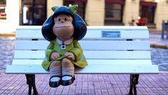 Mafalda, la niña argentina más famosa, hablará guaraní: Será el idioma número 27 al que es traducida la viñeta de Quino. El libros se…