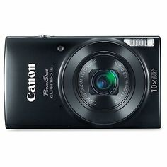 Fotocamera PU Pelle Custodia Borsa Per SONY CyberShot DSC W830 Canon IXUS 180 185 190
