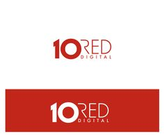Logo Design by Bittersweet for Digital Logo Anybody? (Simple & Creative with a bit of Red) - Design #6731671
