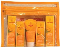 Weleda 5Piece Baby Starter Kit 6 pack ** Details can be found by clicking on the image.