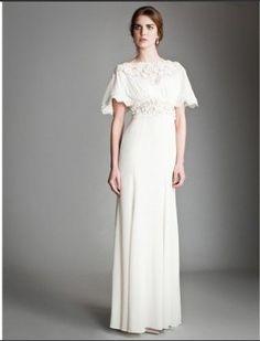 Catalogo abiti da sposa in stile impero 2014 FOTO