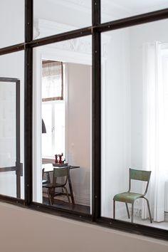 Style industriel à Stockholm - PLANETE DECO a homes world