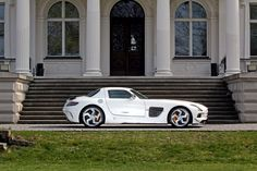 SGA #Aerodynamics Turns the #Mercedes SLS #AMG to #BlackSeries http://www.benzinsider.com/2014/04/sga-aerodynamics-turns-the-mercedes-sls-amg-to-black-series/