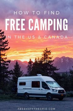 campsite ideas Learn how to find free camping in the US and Canada! We show you all our tips and tricks to finding free campsites that we have learned over two years of road trips and v Family Road Trips, Family Camping, Family Travel, Tips And Tricks, Rv Tips, Camping Life, Camping Hacks, Women Camping, Camping Supplies