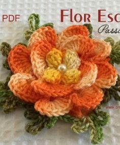 Flor escamas passo a passo (147)-001