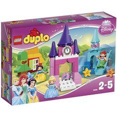 DUPLO 10596 - COLLECTION DISNEY PRINCESS