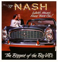 NASH - New for 1957!