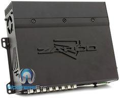 DSP-Z8 - Zapco 8-Channel Full Digital Signal Processor