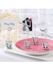 OMG!!! I LOVE these! these are perfect for my Philadelphia wedding! -Love Place Card Holder Wedding Favor