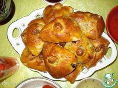 татарские пирожки эчпочмак