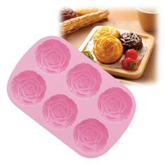 Have to make rose cupcakes!