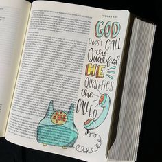 One of my favorite stories is about Gideon. He was so afraid of what the… Scripture Art, Bible Art, Scripture Journal, Gideon Bible, Art Journaling, Journal Art, Story Drawing, Wrong Person, Illustrated Faith