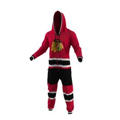 Chicago Blackhawks Team Uniform Onesie