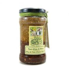 $12.35 Olive & Feta Cheese Spread 290gr Cheese Spread, Crackers, Spreads, Pickles, Feta, Cucumber, Salsa, Jar, Pretzels