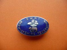 Berwickshire X Womens Institute, Scottish Women, Badges, Badge