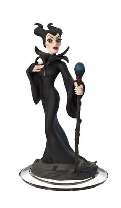 "Disney Infinity: Disney Originals Edition) Maleficent Figure - Disney Interactive - Toys ""R"" Us World Disney, Disney Fan, Disney Pixar, Disney Princess, Chibi Disney, Disney Style, Disney Maleficent, Disney Villains, Maleficent Party"