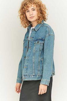 BDG Oversized Blue Denim Jacket