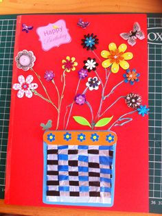 Hand made cards for Christians