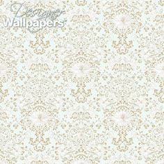 Wild Flowers has an ornate background which adds depth to the delicately sketched flowers in this design classic.