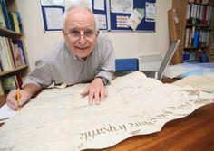 North West Kent Family History Society president David Cufley #geneabloggers #genealogy