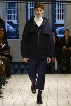 View the full Chalayan Fall 2017 menswear collection.