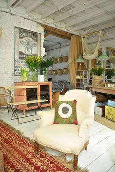 Anticu0026Chic. Decoración Vintage Y Eco Chic: Pop Up Store Madrid In Love