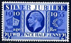 Uk Stamps, Rare Stamps, Stamp Values, Postage Stamp Art, British Isles, Great Britain, Decimal, Paper, 2d