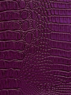 ALLIE PLUM #animal-skins #red-pink-purple #vinyl-faux-leather