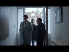 The campaign uses the everyday situation of an estate agent showing a couple around their dream home, but the usual sales patter is replaced by descriptions with a violent undertone. Thought provoking.