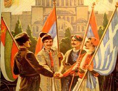 Έκθεση της CIA: Απόσχιση της Βόρειας Ηπείρου εάν συνεχιστεί ή ίδια αμερικανική πολιτική στα Βαλκάνια! Painting, Painting Art, Paintings, Drawings