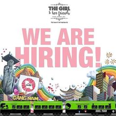 #LittleGangnam the newest Japanese themed restaurant in the heart of Quezon City is #URGENTLY in need of the following people to join our team:  8 #Waiters & 3 #Waitresses (VERY URGENT) must have previous experience in Yakiniku and/or #Japanese Restaurant.  1 Sr. #Accounting Associate must have background in handling accounting work of a restaurant.  2 #Receptionists must have at least 1 year work experience in a Japanese/Korean restaurant.  Anyone interested? Please DM me these details…