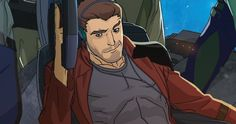 'Guardians of the Galaxy' TV Show Casts Star-Lord & Drax -- 'Boy Meets World' star Will Friedle will voice Star-Lord while David Sobolov is set to voice Drax in the 'Guardians' TV cartoon. -- http://www.movieweb.com/guardians-galaxy-cartoon-tv-cast-star-lord-drax
