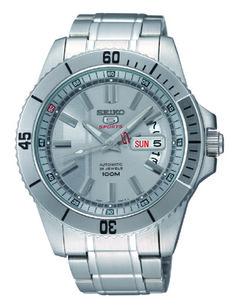 Seiko 5 Sports, SRP421K1. Seiko 5 Sports, Seiko Watches, Breitling, Chronograph, Stuff To Buy, Accessories