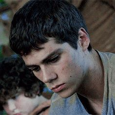 Dylan O´Brien - Thomas - The Maze Runner gif Look at my NEW The Maze Runner board too!!!