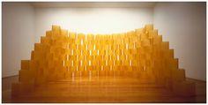 Lauren Berkowitz Translucent, 1998 glycerine 1.5H x 4Wm Australian Centre for Contemporary Art Melbourne
