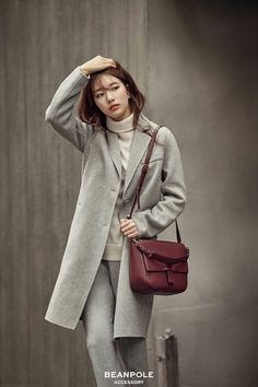 miss A - Suzy for Bean Pole Korean Winter, Korean Fashion Winter, Autumn Fashion Classy, Miss A Suzy, Korea Fashion, Suzy Bae Fashion, Bae Suzy, Korean Celebrities, Korean Model