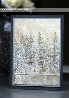 #GDP067 Lovely as a tree from Stampin' Up! - with Michelle Last
