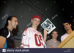 Stock Photo - Backstreet Boys (l-r): Howie Dorough, Nick Carter, Brian Littrell, Kevin Richardson on in Orlando. Brian Littrell, Kevin Richardson, 80s Icons, Nick Carter, Backstreet Boys, Orlando, Vectors, Illustrations, Stock Photos