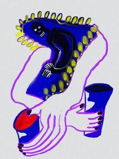 'Habilidoso de Luz y Vasos' by Rony.