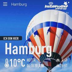 Ganz schön frisch heute Morgen #hamburg #hamburgmeineperle #ahoihamburg #weather #wetter #summer #sommer #hamburgcity #hamburgliebe #blogger #beautyblogger