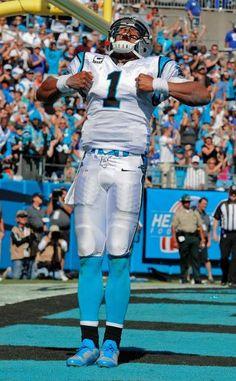 Carolina Panthers' Cam Newton
