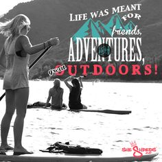 #mondaymotivation - what is your life meant for? #greatoutdoors #adventure #fun #motivationalmonday