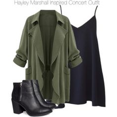 The Originals - Hayley Marshall Inspired Concert Outfit