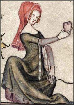 Hood 14th century.