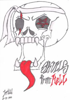 Skulls From Hell