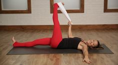 5-Minute Stretching Sequence For Long and Lean Limbs: It's so easy to skip stretching, but don't!